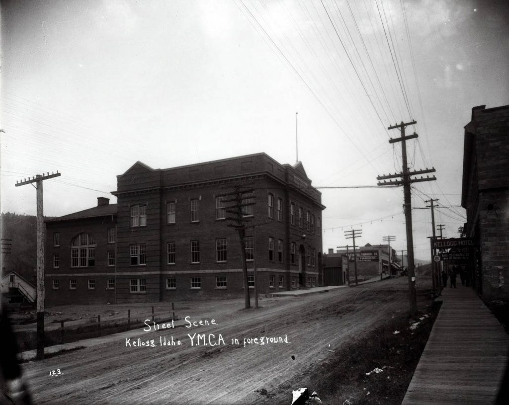 Kellogg YMCA 1912