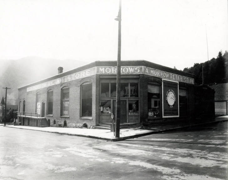 Mullan 1925 Morrow retail