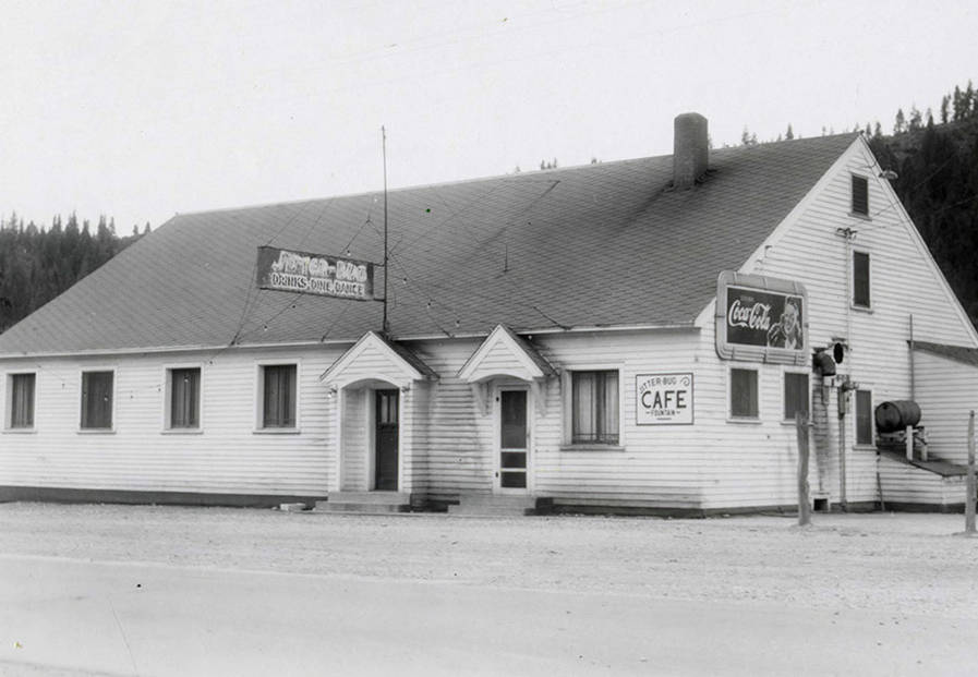 Osburn 1930 Jitter-Bug Cafe and Nightclub